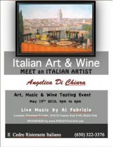 Italian Art Exhibition